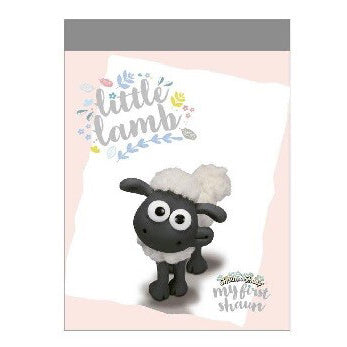 Shaun The Sheep Memo Pad