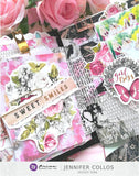 Coordinating with the Misty Rose Collection these adorable Notebook Inserts are perfect for all of your travels! Simply add your favorite notebooks into your cover and you are ready to go!