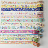 Sweets Round Top Masking Tape • Atelier Apartment Die Cut Washi Tape