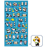 Panda Daily Life Mind Wave Seals Sticker