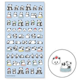 Puchi Puchi Panda Sticker • Mind Wave Seals
