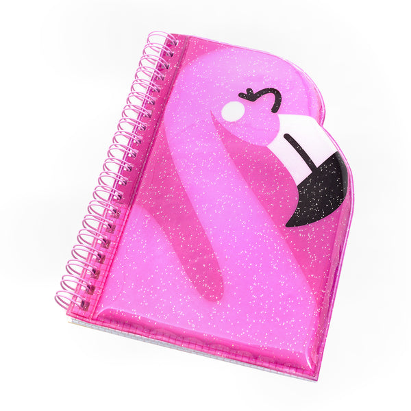 Flamingo Squishy Notebooks