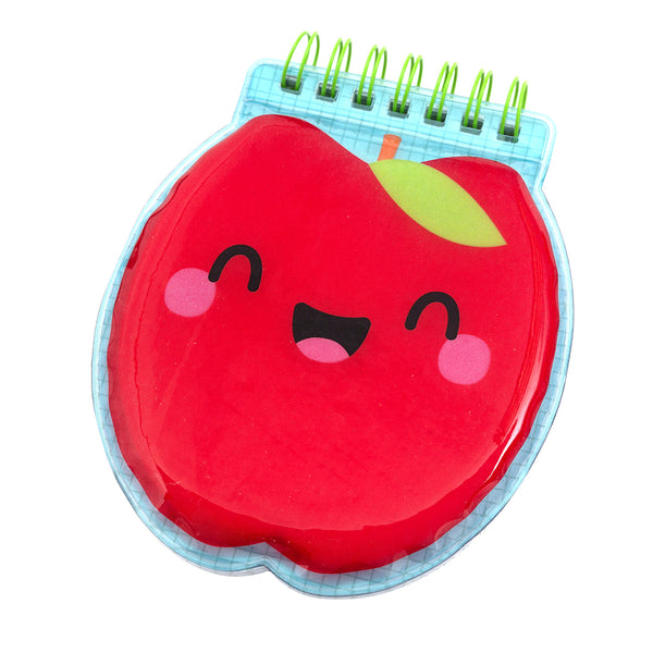 Apple Squishy Notebooks