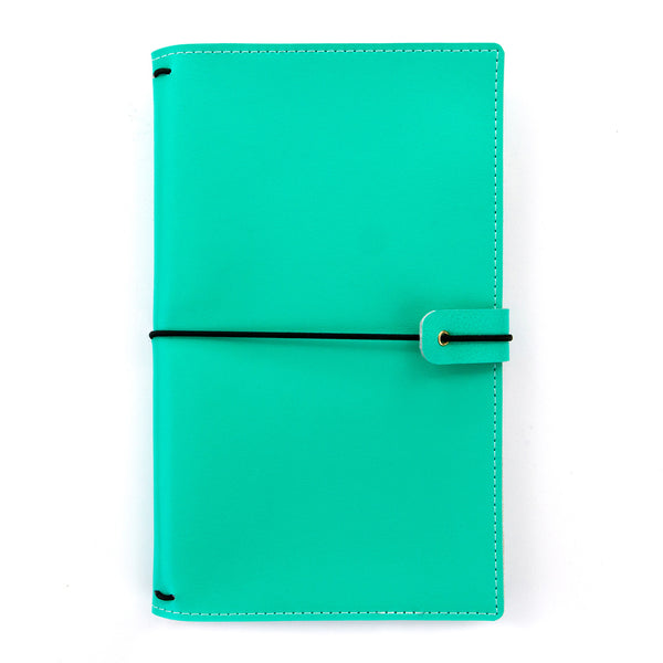 Julie Nutting Travel Planner Teal Standard Size PTJ