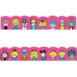 Party Peepo People Washi Tape Mind Wave
