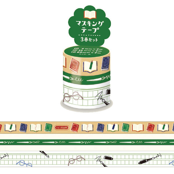 Writing Washi Tape • Japanese Masking Tape