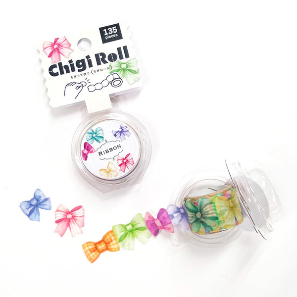 Ribbon Chigi Roll (135 pcs)