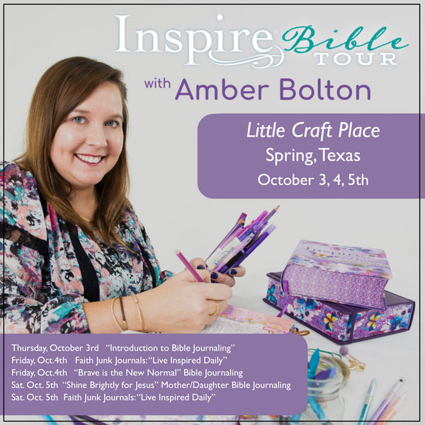 Shine Brightly for Jesus - Mother / Daughter event Class by Amber Bolton