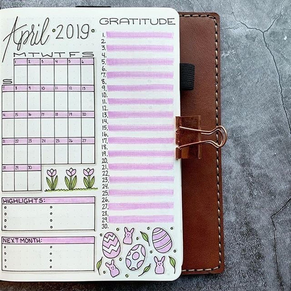Bullet Journal Basics with Nicole Barlettano