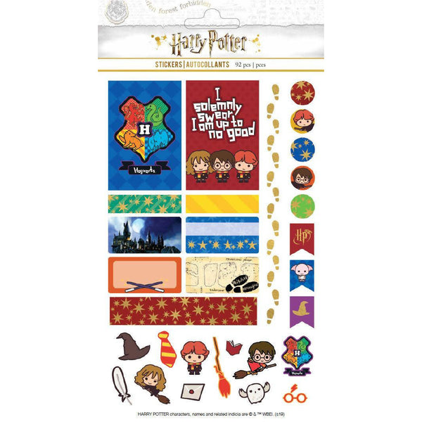 Harry Potter Chibi Weekly Planner Sticker Pack