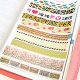 Admit One Washi Tape