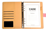 White A5 Planner Binder 75% OFF
