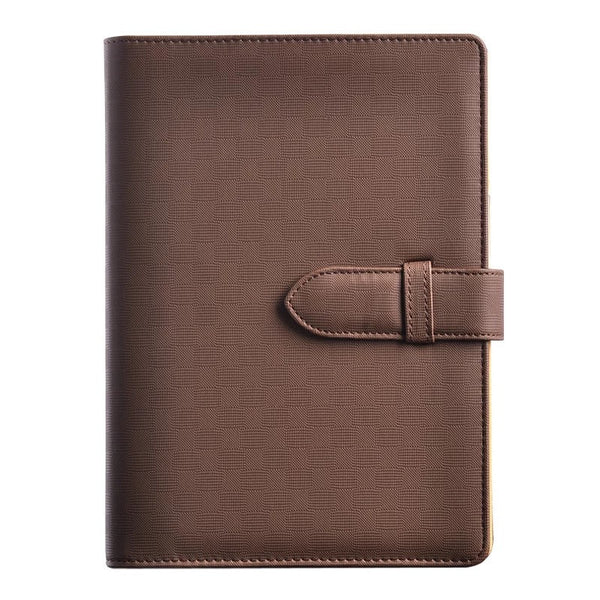 Brown A5 Planner Binder