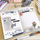 Rustic Butterfly Washi Tape