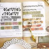 Grab Bag Washi Tapes BFCM Little Craft Place