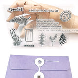 Junk Journal Kit - Purple