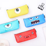 Cute Monster Pencil Case