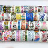 Travel Japanese Washi Tape Aimez