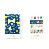 KITTA Washi Tape Aiko Fukawa Kazari Folk Art