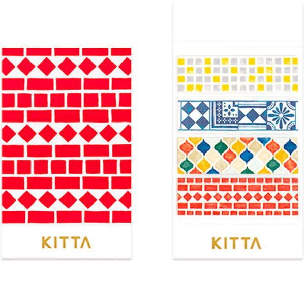 KITTA Washi Tape Tile