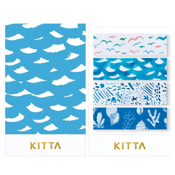 KITTA Clear Tape Seaside
