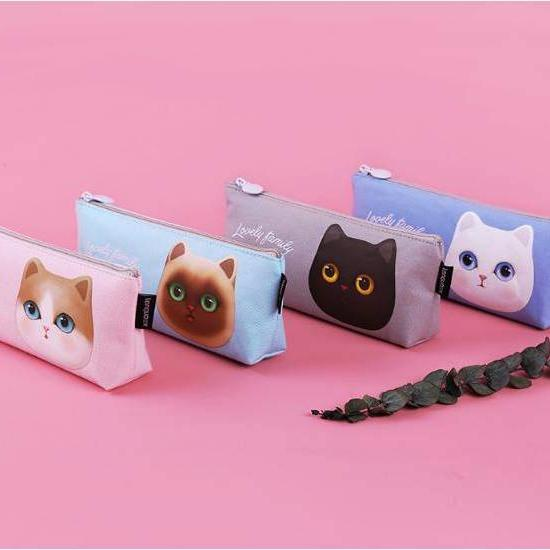 Meow Class Pencil Case