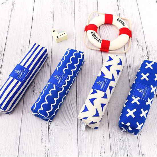 Nautical Pen Case