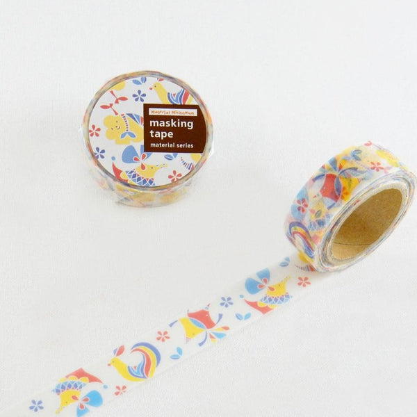 Material Michemon Dream Round Top Masking Tape