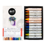 Prima Water Soluble Oil Pastels Rustic Art Philosophy 12/Pkg