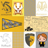 Hufflepuffs are known for their hard work, patience, and loyalty- all great qualities to have! Celebrate your favorite Hufflepuff with this highly detailed, beautifully foiled tag paper today!