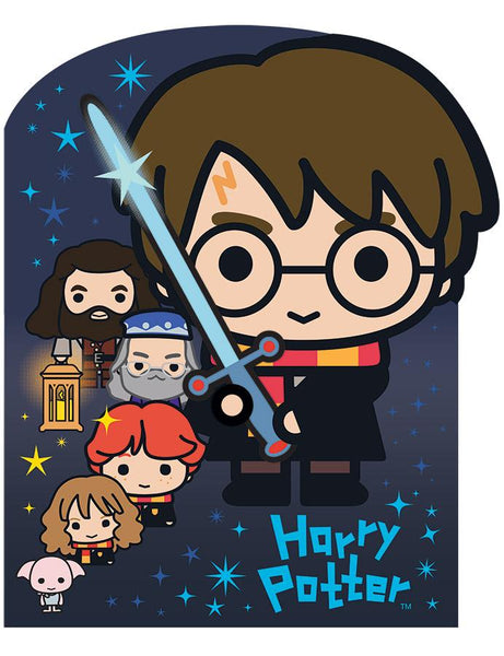 Harry Potter Glow in the Dark Mini Puzzle