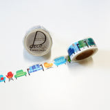 Sofa Round Top Masking Tape • Space Craft