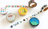 Planetary Science Washi Tape Planetology Study Holic