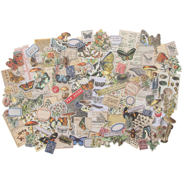 Field Notes Idea-Ology Snippets Tiny Die-Cuts Ephemera Pack 134/Pkg