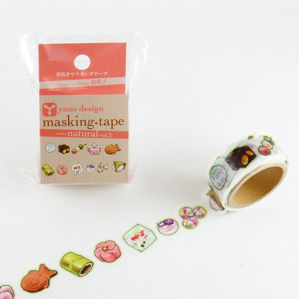 Japanese Confectionery Washi Tape