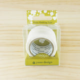White Clover Yano Design Multi Washi Tape Round Top Japanese Masking Tape