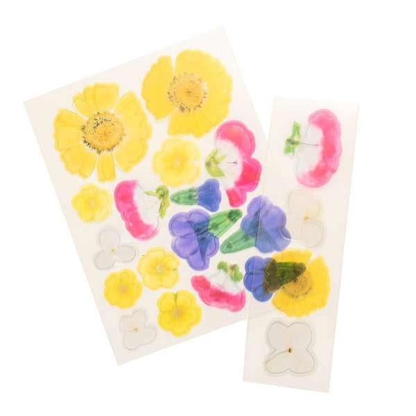 Color Pour Resin Mix-Ins Acetate Flowers 20/Pkg