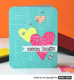 Loopy Heart Stamp