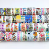 Relaxed Animals Japanese Washi Tape Aimez