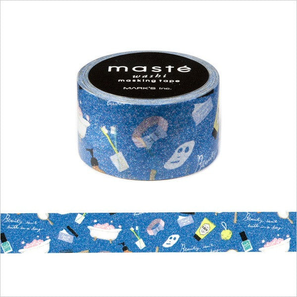 Bathroom Japanese Washi Tape • Amazing Life Masté Masking Tape