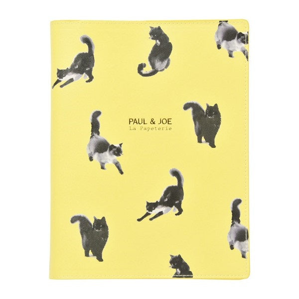 PAUL & JOE La Papeterie A5 Suiboku Cat Ring Binder Planner