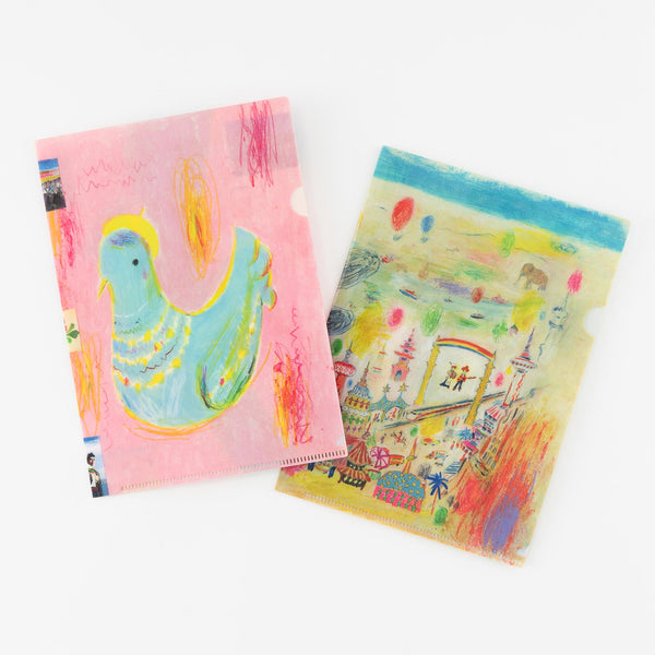 Hobonichi Folder Set by Ryoji Arai for A5 Size