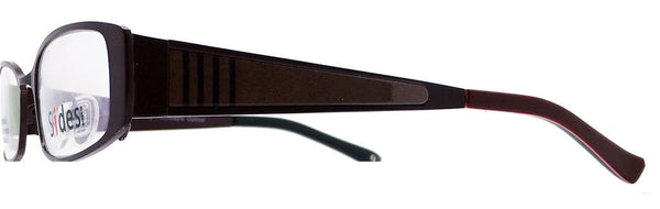 Lines (Brown/Black) - Sides Eyewear Changeable Temples