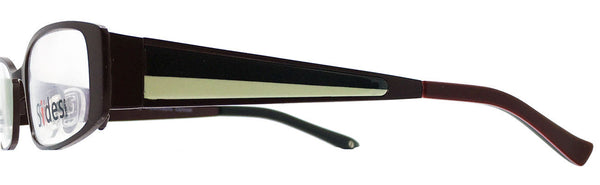 Two Tone (Black & Cream) - Sides Eyewear Changeable Temples