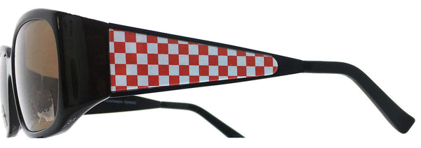 Checkered (Red/Grey)