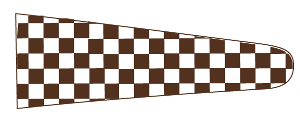Checkered (Brown/Grey) - Upscale Eyes