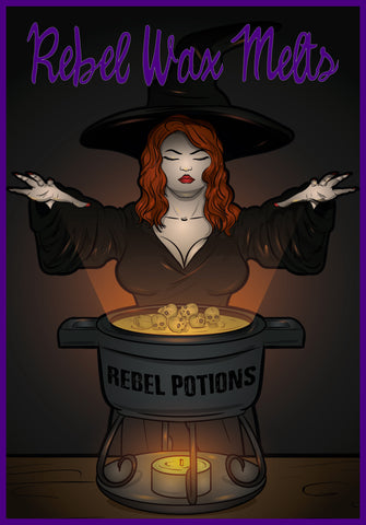 Rebel Wax Melts