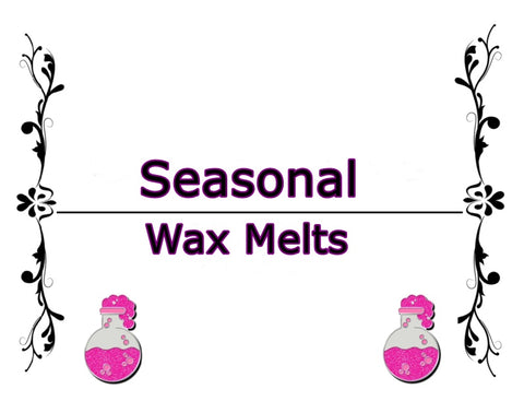 Seasonal Wax Melts