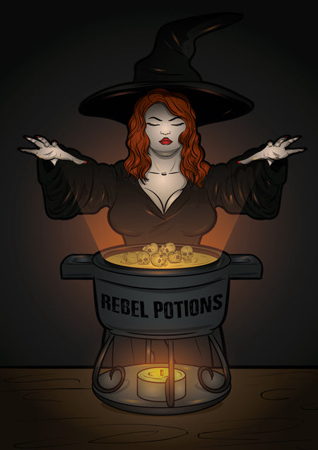 Rebel Potions