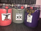 Morrigan Candle wicca pagan witchcraft